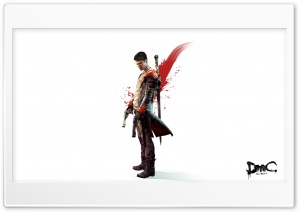 Dante DMC HD Wide Wallpaper for Widescreen