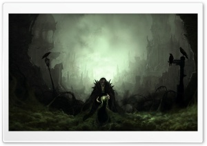 Dark Art HD Wide Wallpaper for Widescreen