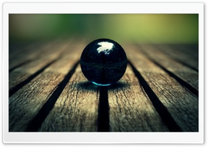 Dark Ball HD Wide Wallpaper for Widescreen
