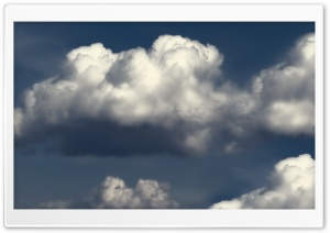 Dark Clouds HD Wide Wallpaper for Widescreen