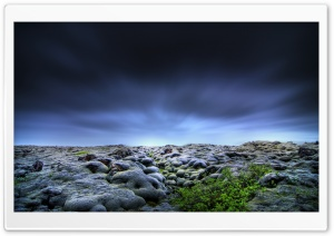 Dark Cloudy Sky HD Wide Wallpaper for Widescreen