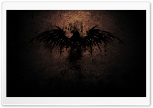Dark Eagle HD Wide Wallpaper for Widescreen
