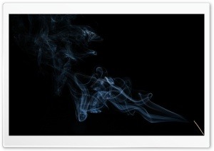 Dark Incense HD Wide Wallpaper for Widescreen