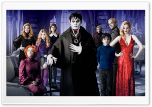 Dark Shadows HD Wide Wallpaper for Widescreen