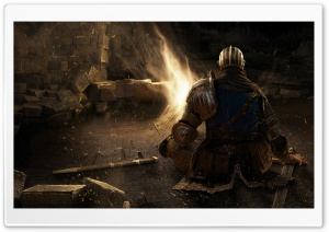 Dark Souls HD Wide Wallpaper for 4K UHD Widescreen desktop & smartphone