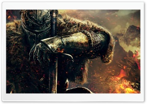 Dark Souls 3 HD Wide Wallpaper for 4K UHD Widescreen desktop & smartphone