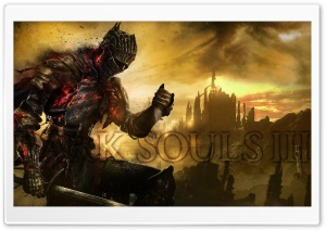 Dark Souls 3 Ultra HD Wallpaper for 4K UHD Widescreen desktop, tablet & smartphone