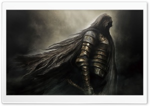 Dark Souls II Dread HD Wide Wallpaper for Widescreen