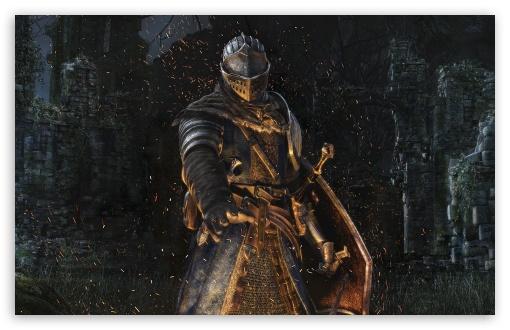 Download Dark Souls Remastered Knight HD Wallpaper