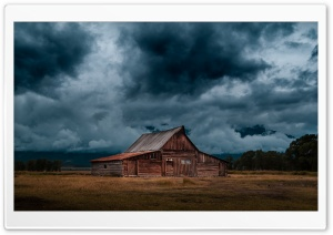 Dark Storm Clouds HD Wide Wallpaper for Widescreen