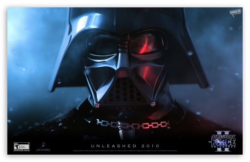 Dark Vader - Force Unleashed II HD wallpaper for Wide 16:10 Widescreen WHXGA WQXGA WUXGA WXGA ;