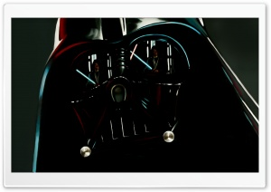 Dark Vader Drawing HD Wide Wallpaper for Widescreen