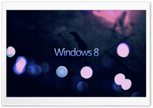Dark Windows 8 HD Wide Wallpaper for Widescreen