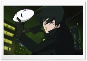 Darker Than Black Hei HD Wide Wallpaper for Widescreen
