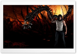 Darkness II HD Wide Wallpaper for Widescreen