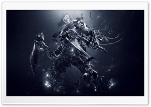 Darksiders 2 HD Wide Wallpaper for Widescreen