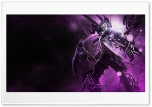 Darksiders 2 HD HD Wide Wallpaper for Widescreen