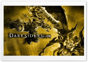 Darksiders HD Wide Wallpaper for Widescreen