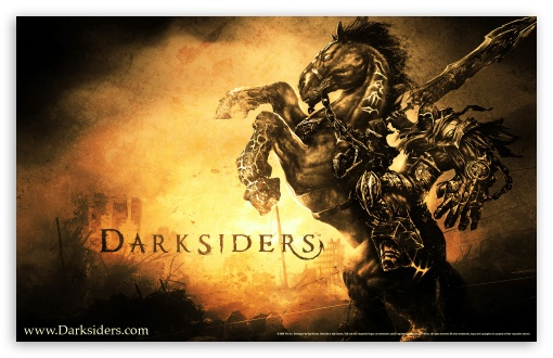 Darksiders HD wallpaper for Wide 16:10 5:3 Widescreen WHXGA WQXGA WUXGA WXGA WGA ; Mobile 5:3 - WGA ;