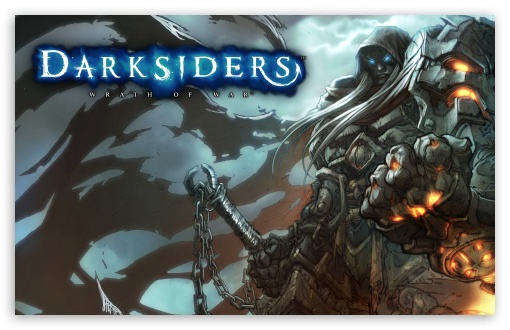 Darksiders HD wallpaper for Wide 16:10 5:3 Widescreen WHXGA WQXGA WUXGA WXGA WGA ; HD 16:9 High Definition WQHD QWXGA 1080p 900p 720p QHD nHD ; Standard 3:2 Fullscreen DVGA HVGA HQVGA devices ( Apple PowerBook G4 iPhone 4 3G 3GS iPod Touch ) ; Mobile 5:3 3:2 16:9 - WGA DVGA HVGA HQVGA devices ( Apple PowerBook G4 iPhone 4 3G 3GS iPod Touch ) WQHD QWXGA 1080p 900p 720p QHD nHD ;