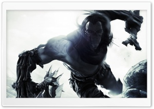Darksiders II HD Wide Wallpaper for Widescreen