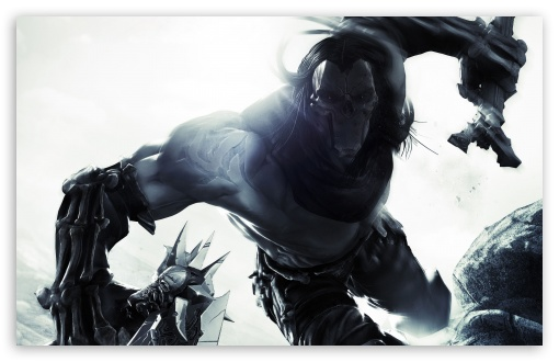 Darksiders II HD wallpaper for Standard 4:3 5:4 Fullscreen UXGA XGA SVGA QSXGA SXGA ; Wide 16:10 5:3 Widescreen WHXGA WQXGA WUXGA WXGA WGA ; HD 16:9 High Definition WQHD QWXGA 1080p 900p 720p QHD nHD ; Other 3:2 DVGA HVGA HQVGA devices ( Apple PowerBook G4 iPhone 4 3G 3GS iPod Touch ) ; Mobile VGA WVGA iPhone iPad PSP Phone - VGA QVGA Smartphone ( PocketPC GPS iPod Zune BlackBerry HTC Samsung LG Nokia Eten Asus ) WVGA WQVGA Smartphone ( HTC Samsung Sony Ericsson LG Vertu MIO ) HVGA Smartphone ( Apple iPhone iPod BlackBerry HTC Samsung Nokia ) Sony PSP Zune HD Zen ; Tablet 2 Android ; Dual 4:3 5:4 16:10 5:3 16:9 UXGA XGA SVGA QSXGA SXGA WHXGA WQXGA WUXGA WXGA WGA WQHD QWXGA 1080p 900p 720p QHD nHD ;