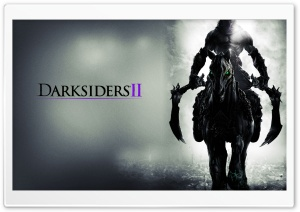 Darksiders II (2012) HD Wide Wallpaper for Widescreen