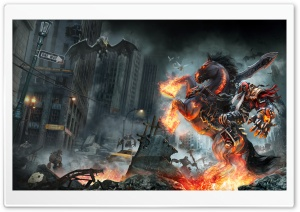 Darksiders Warmastered Edition HD Wide Wallpaper for 4K UHD Widescreen desktop & smartphone