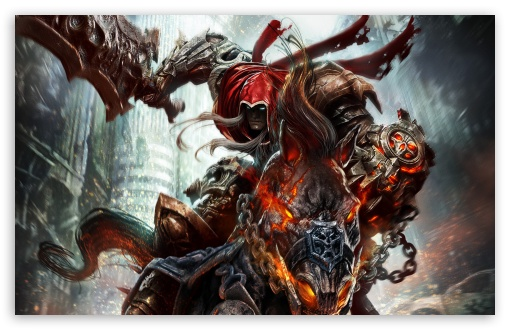 Darksiders Wrath Of War HD wallpaper for Wide 16:10 5:3 Widescreen WHXGA WQXGA WUXGA WXGA WGA ; HD 16:9 High Definition WQHD QWXGA 1080p 900p 720p QHD nHD ; Standard 4:3 5:4 3:2 Fullscreen UXGA XGA SVGA QSXGA SXGA DVGA HVGA HQVGA devices ( Apple PowerBook G4 iPhone 4 3G 3GS iPod Touch ) ; iPad 1/2/Mini ; Mobile 4:3 5:3 3:2 16:9 5:4 - UXGA XGA SVGA WGA DVGA HVGA HQVGA devices ( Apple PowerBook G4 iPhone 4 3G 3GS iPod Touch ) WQHD QWXGA 1080p 900p 720p QHD nHD QSXGA SXGA ;