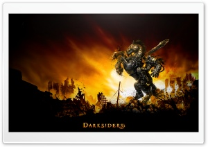 Darksiders Your Last Days HD Wide Wallpaper for Widescreen