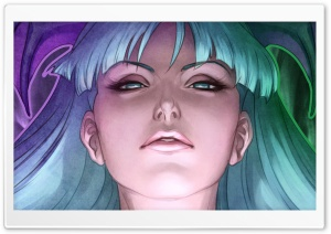 Darkstalkers Resurrection HD Wide Wallpaper for Widescreen