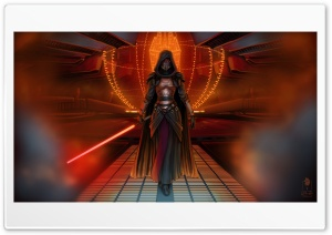 Darth Revan - Star Wars KOTOR HD Wide Wallpaper for 4K UHD Widescreen desktop & smartphone
