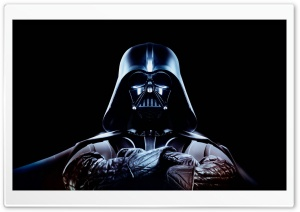 Darth Vader HD Wide Wallpaper for Widescreen