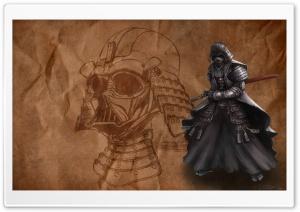 Darth Vader Samurai Ultra HD Wallpaper for 4K UHD Widescreen desktop, tablet & smartphone
