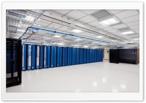 Data Center HD Wide Wallpaper for Widescreen
