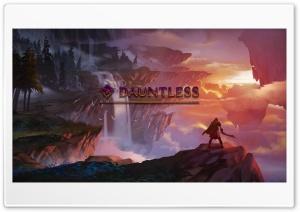 Dauntless MMO wallpaper PRE ALPHA FREE TO PLAY Ultra HD Wallpaper for 4K UHD Widescreen desktop, tablet & smartphone