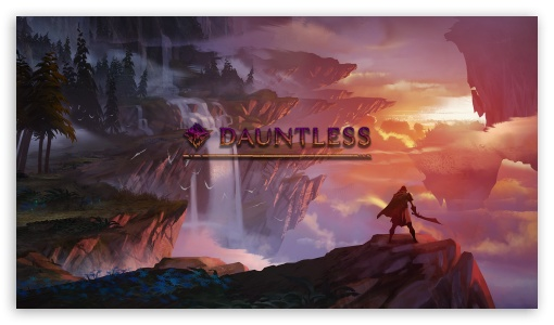 Dauntless Mmo Wallpaper Pre Alpha Free To Play 4k Hd