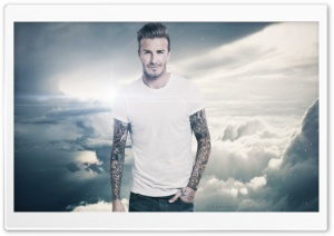 David Beckham HD Wide Wallpaper for Widescreen