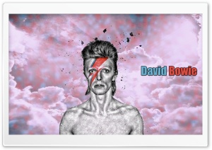 David Bowie HD Wide Wallpaper for 4K UHD Widescreen desktop & smartphone