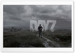 DayZ HD Wide Wallpaper for 4K UHD Widescreen desktop & smartphone