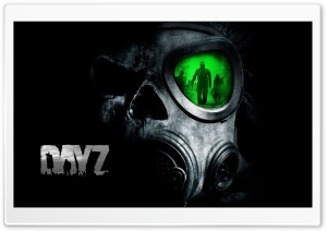 DayZ HD Wide Wallpaper for Widescreen