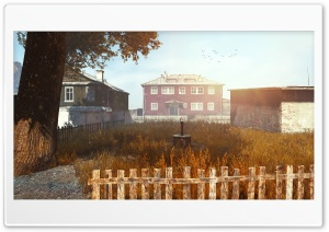 DayZ Village HD Wide Wallpaper for Widescreen