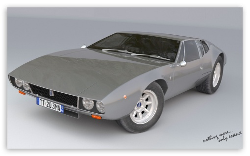 De Tomaso HD wallpaper for Wide 5:3 Widescreen WGA ; HD 16:9 High Definition WQHD QWXGA 1080p 900p 720p QHD nHD ; Mobile 5:3 16:9 - WGA WQHD QWXGA 1080p 900p 720p QHD nHD ;