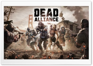 Dead Alliance game HD Wide Wallpaper for 4K UHD Widescreen desktop & smartphone