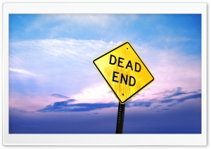 Dead End Ultra HD Wallpaper for 4K UHD Widescreen desktop, tablet & smartphone