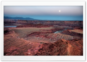 Dead Horse Point State Park HD Wide Wallpaper for 4K UHD Widescreen desktop & smartphone