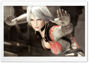 Dead or Alive 5 HD Wide Wallpaper for Widescreen