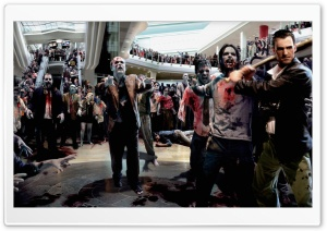 Dead Rising HD Wide Wallpaper for Widescreen