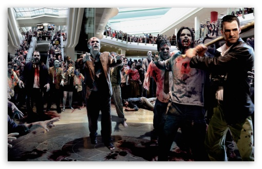 Dead Rising HD wallpaper for Wide 16:10 5:3 Widescreen WHXGA WQXGA WUXGA WXGA WGA ; HD 16:9 High Definition WQHD QWXGA 1080p 900p 720p QHD nHD ; Mobile 5:3 16:9 - WGA WQHD QWXGA 1080p 900p 720p QHD nHD ;