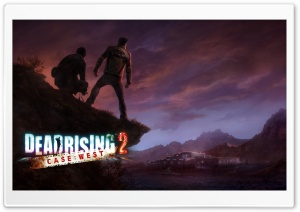 Dead Rising 2 Case West HD Wide Wallpaper for Widescreen